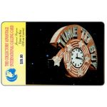 The Phonecard Shop: U.S.A., The Collector's Advantage - Time to Buy, $20