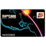 The Phonecard Shop: U.S.A., Transcommunications - Transcard, Total, specimen, white back