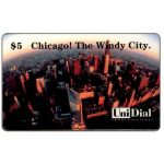 The Phonecard Shop: U.S.A., UniDial - Chicago! The Windy City, $5