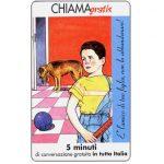 The Phonecard Shop: Italy, Non l'abbandonare 4/5, 5 min.