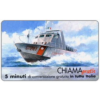 Phonecard for sale: Guardia Costiera 1994, 5 min.