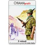 The Phonecard Shop: Italy, Forze italiane di pace in Iraq 2, 5 min.