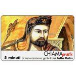 The Phonecard Shop: Italy, Personaggi n. 09 - Salomone, 5 min.