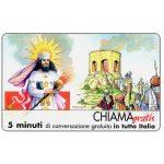 The Phonecard Shop: Italy, Personaggi n. 11 - Zoroastro, 5 min.