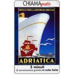 The Phonecard Shop: Italy, Manifesti Compagnie Marittime 12/12, 5 min.