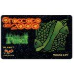 The Phonecard Shop: Italy, Planet Communication - Zodiac, Pesci, 1 unit