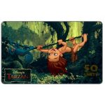 The Phonecard Shop: Westel Intelcom - Disney's Tarzan, Young Tarzan, 50 units
