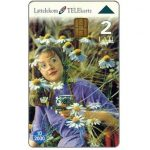 Phonecard for sale: Apeirons, disabled people, 2 Lati