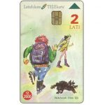 The Phonecard Shop: School 1, 2 Lati