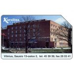 The Phonecard Shop: Karolina Hotel, 50 units