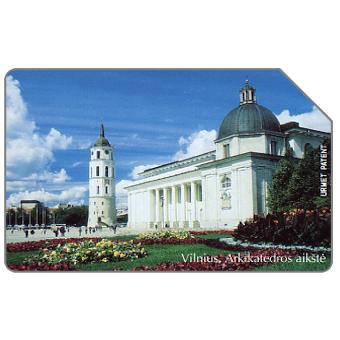 Phonecard for sale: University of Vilnius, 50 units