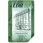 The Phonecard Shop: Lithuania, LDB Bank, 50 units