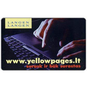 Yellow Pages, 200 units