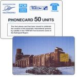The Phonecard Shop: Kaliningrad, Elektrosviaz - Ruins of the Cathedral, 50 units