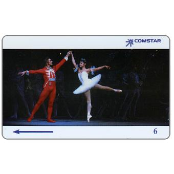 Phonecard for sale: Moscow, Comstar - The Bolshoi Ballet, The Nutcracker, 8SSRG, $6