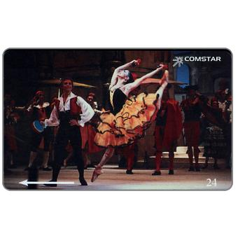 Phonecard for sale: Moscow, Comstar - The Bolshoi Ballet, Don Quixote, 8SSRJ, $24