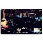 The Phonecard Shop: Russia, Penza - Orb&Tel, Moscow at night, 25 units