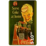 The Phonecard Shop: St.Petersburg, St-P. Payphones - Coca-Cola, $10.50