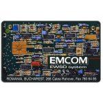 The Phonecard Shop: Romania, Emcom, 10000 lei