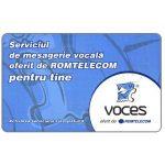 The Phonecard Shop: Romania, Voces, 50000 lei