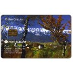 The Phonecard Shop: Romania, Mountain landscape, 80000 lei