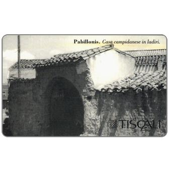 Phonecard for sale: Pabillonis - Casa campidanese 2, L.20000