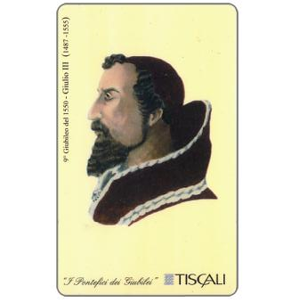 Phonecard for sale: 9° Giubileo 1550 - Giulio III, L.10000