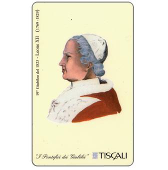 Phonecard for sale: 19° Giubileo 1825 - Leone XII, L.10000