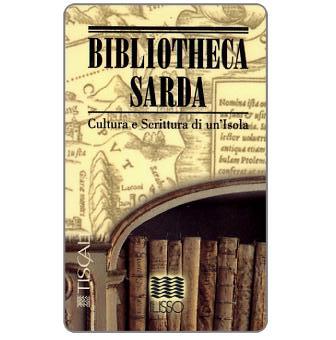 The Phonecard Shop: Italy, Tiscali, Ed. Ilisso - Bibliotheca Sarda, L.10000