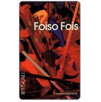 The Phonecard Shop: Italy, Tiscali, Ed. Ilisso - Foiso Fois, L.10000