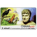 The Phonecard Shop: Italy, Personaggi n. 13 – Esopo, 5 min.