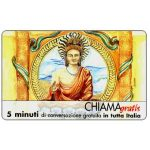 The Phonecard Shop: Italy, Personaggi n. 15 – Gautama Siddartha (Budda), 5 min.
