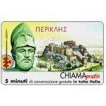The Phonecard Shop: Italy, Personaggi n. 18 – Pericle, 5 min.