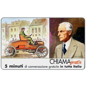 The Phonecard Shop: Personaggi n. 103 – Henry Ford, 5 min.