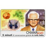 The Phonecard Shop: Italy, Personaggi n. 114 – Sabin Albert Bruce, 5 min.