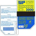 The Phonecard Shop: Sip, Sida 2, second group, 8506, L.3000
