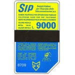 The Phonecard Shop: Sip, Sida 3, third group, 8709, L.9000
