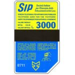 The Phonecard Shop: Sip, Sida 3, third group, 8711, L.3000