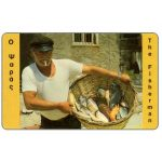 The Phonecard Shop: Greece, The Fisherman, 100 units