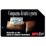 The Phonecard Shop: Italy, Compagna di tutti i giorni, Technicard/Polaroid, 30.06.94, L.5000