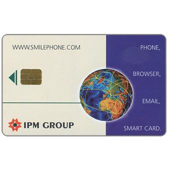 IPM Group test card, SmilePhone