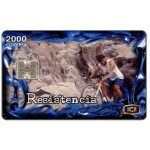 The Phonecard Shop: Resistencia, Mountain bike, 2000 colones