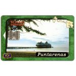 The Phonecard Shop: Puntarenas, 1000 colones