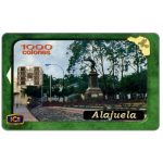 The Phonecard Shop: Alajuela, 1000 colones