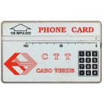 The Phonecard Shop: CTT Logo, 304C, 100 units