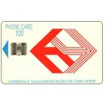 The Phonecard Shop: CTT red logo, 100 units