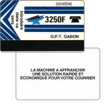"The Phonecard Shop: New logo, reverse ""La machine…"", 3250F"
