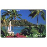 The Phonecard Shop: Hawaii (U.S.A.), Diamond Head - Beautiful, 6 units