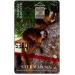The Phonecard Shop: First issue, Lemurs of Madagascar, 25 units