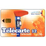 "Phonecard for sale: Maroc Telecom - Payphone ""Le 108"", 10/02, 18 Dh"